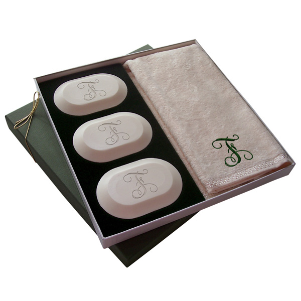 Original Luxury Gift Set: Single Initial