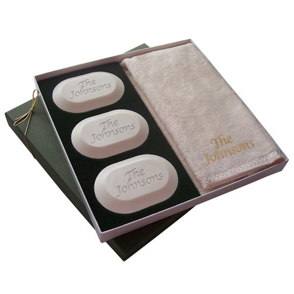 Original Luxury Gift Set: Name & Phrase